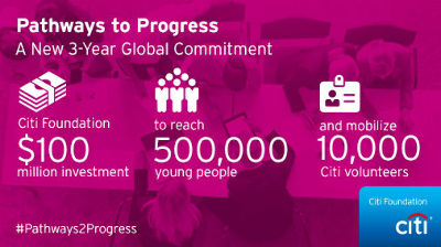 Pathways to Progress Global Commitment