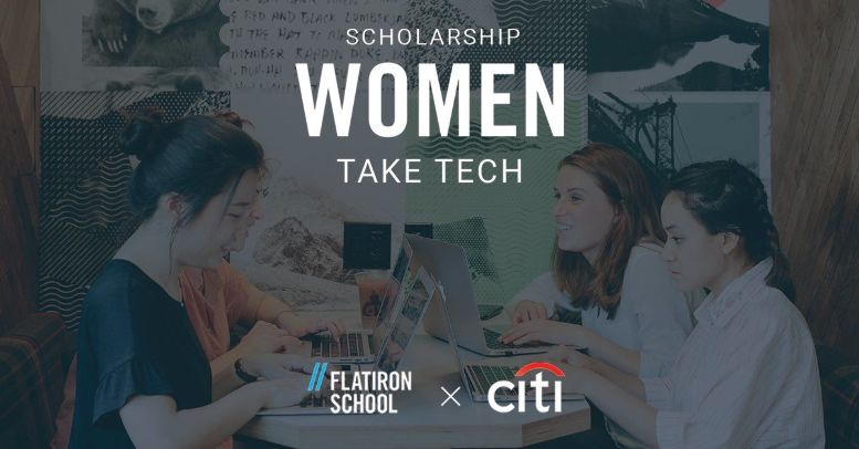 Citi Collaborates with Flatiron School to Connect Women with up to $1 Million in Total Scholarships