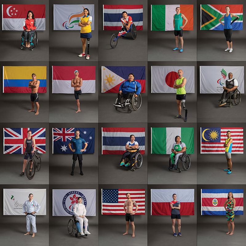 Introducing the 41 Para Athletes of Team Citi  - Photo 1