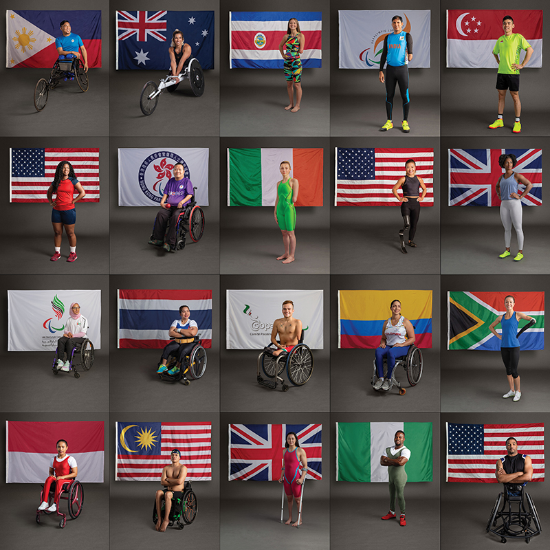 Introducing the 41 Para Athletes of Team Citi - Photo 2