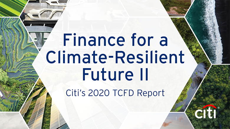 2020 TCFD Report: Our Climate Risk Disclosure