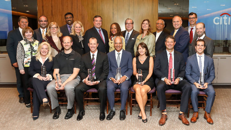 Citi 2017 Supplier Awards Event Recognizes Outstanding Partner Contributions