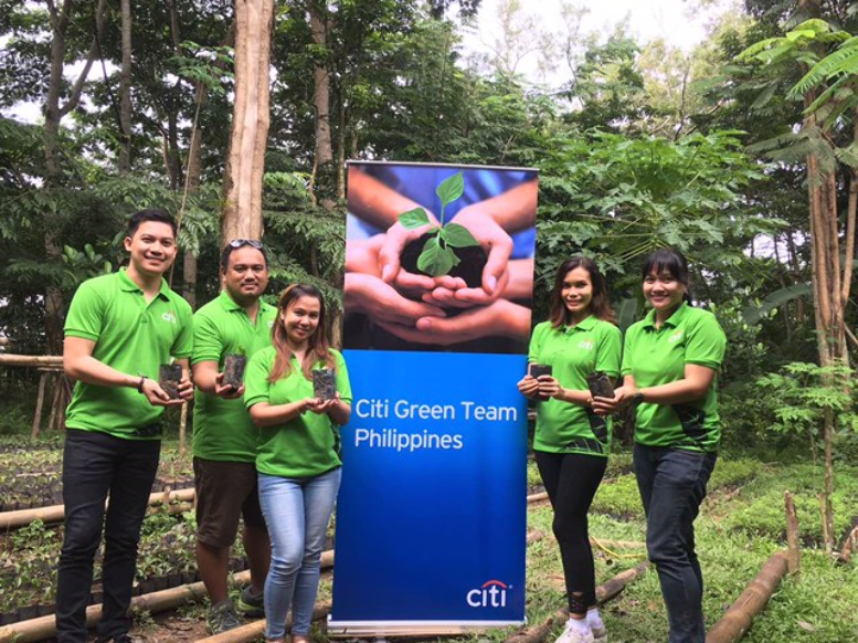 Citi Green Team Philippines