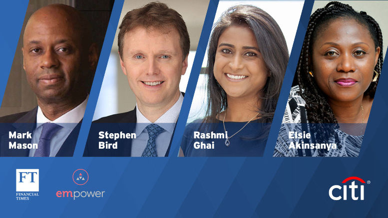 The Citi Blog - Citi Leaders Recognized on 2018 EMpower